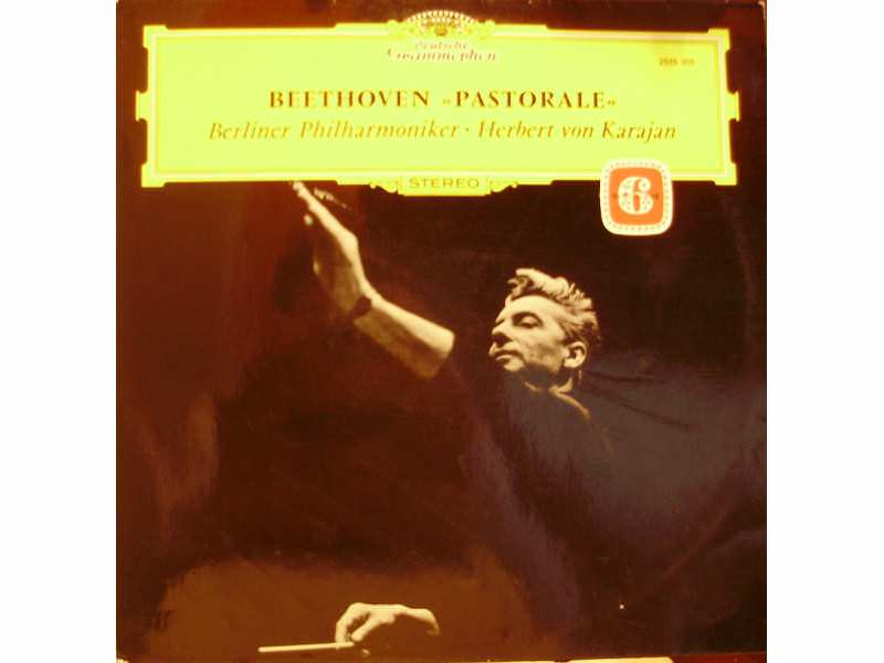 "Ludwig van Beethoven, Berliner Philharmoniker, Herbert Von Karajan - ""Pastorale"""