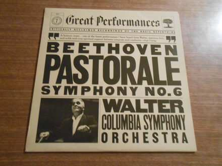 "Ludwig van Beethoven, Bruno Walter, Columbia Symphony Orchestra - Symphony No. 6 ""Pastorale"""