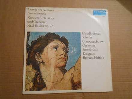 Ludwig van Beethoven, Claudio Arrau, Concertgebouworkest, Bernard Haitink - Konzert Für Klavier Und Orchester Nr. 5 Es-dur Op. 73