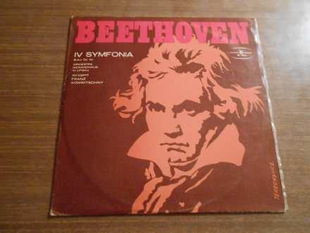 Ludwig van Beethoven, Gewandhausorchester Leipzig - IV Symfonia