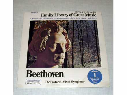 Ludwig van Beethoven - The Pastoral - Sixth Symphony