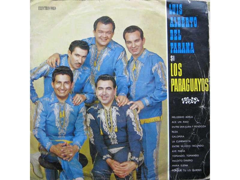 Luis Alberto del Parana -  Los Paraguayos