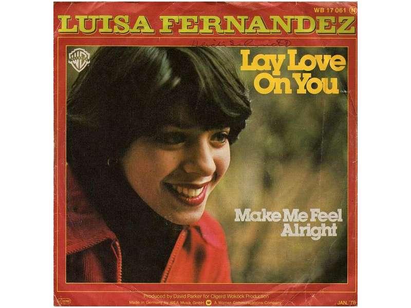 Luisa Fernandez - Lay Love On You