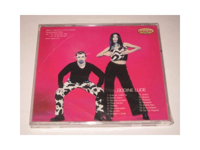 Luna – Godine Lete ... Godine Lude (CD)