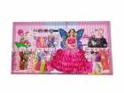 Lutka Barbika set sa 15 haljina + Beba Model 2