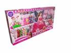 Lutka Barbika set sa 15 haljina + Beba Model 4