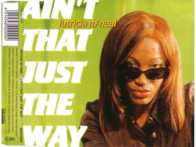 Lutricia McNeal - Ain`t That Just The Way