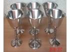 Lux SREBRNE čaše za Vino 2