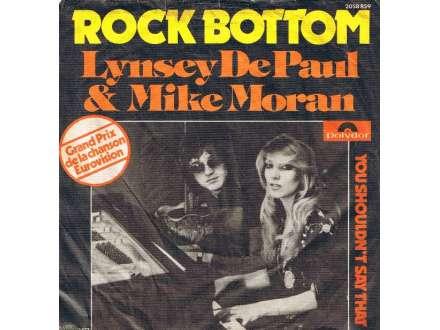 Lynsey De Paul, Mike Moran - Rock Bottom