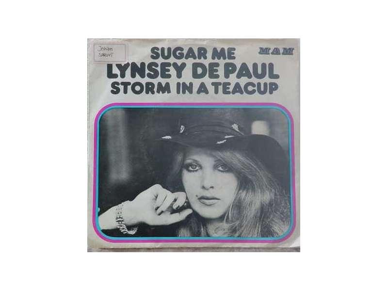 Lynsey De Paul - Sugar Me / Storm In A Teacup