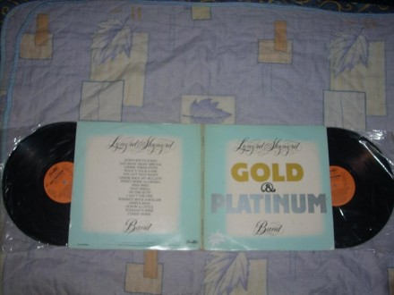 Lynyrd Skynyrd Band ‎– Gold & Platinum 2LP