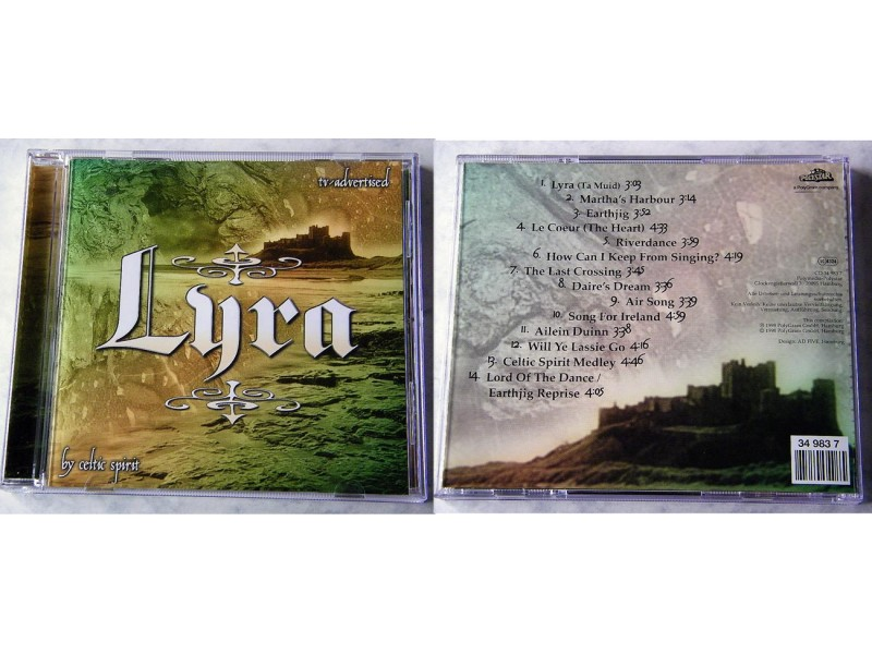 Lyra - By Celtic Spirit