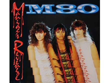 M-80 (4) - Maniac`s Revenge