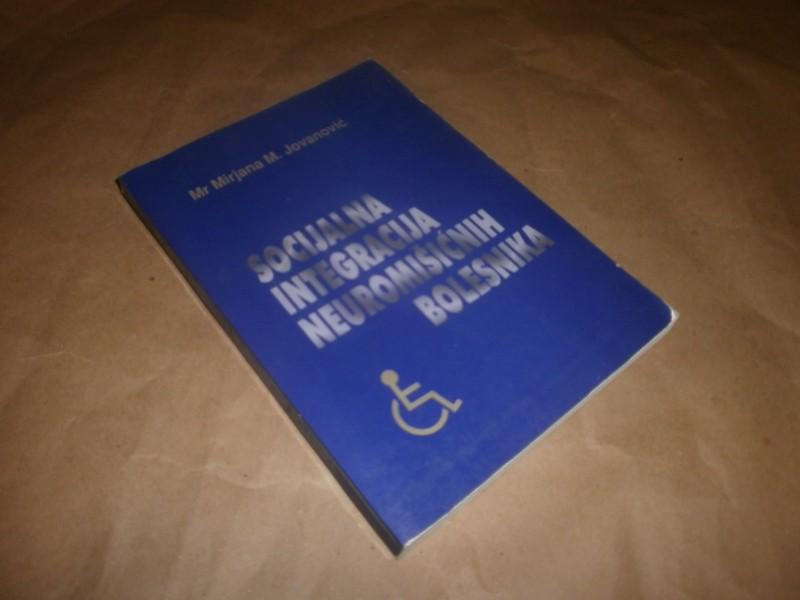 M.Jovanovic  SOCIJALNA INTEGRACIJA NEUROMISICNIH BOLESN