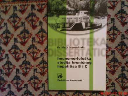 M. NENADOVIC - IMUNOLOSKA STUDIJA  HRONICNOG HEPATITISA