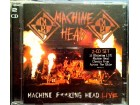 MACHINE HEAD - MACHINE F..KING HEAD LIVE 2CD
