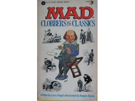 MAD clobers and classics