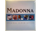 MADONNA - ORIGINAL ALBUM SERIES 5CD