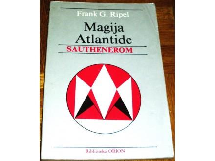 MAGIJA ATLANTIDE : SAUTHENEROM - Frank G. Ripel