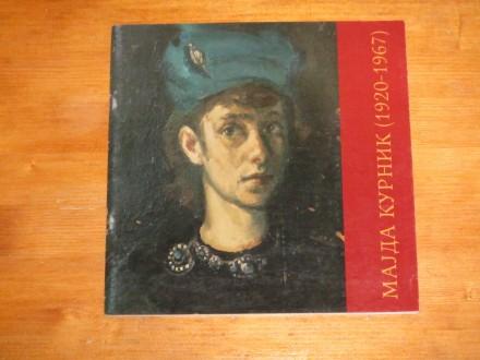 MAJDA KURNIK - katalog izložbe