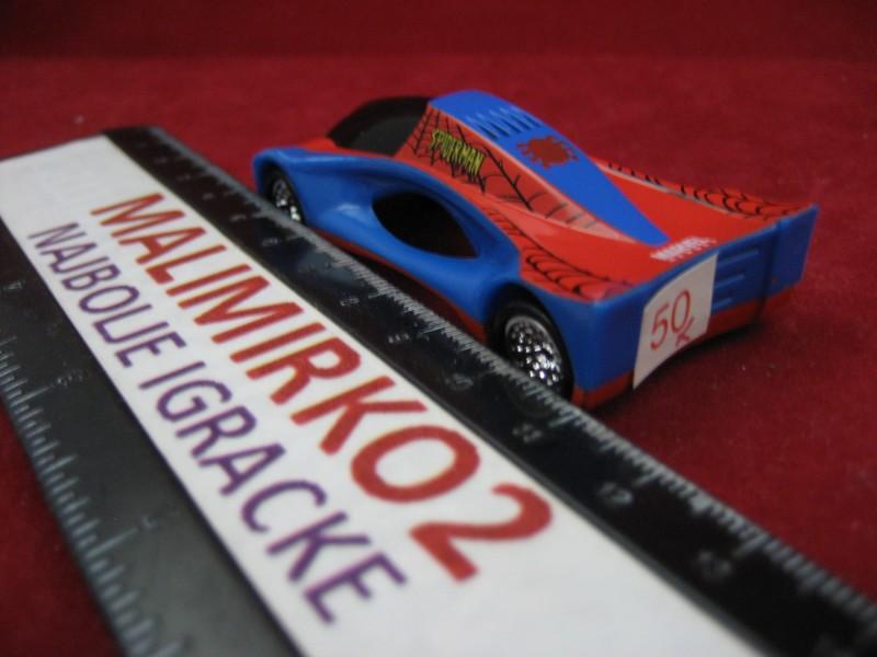 MAJORETTE SPAJDERMENOV AUTO  (K36-50x)