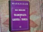 MAKS HORKHAJMER - TRADICIONALNA I KRITICKA TEORIJA