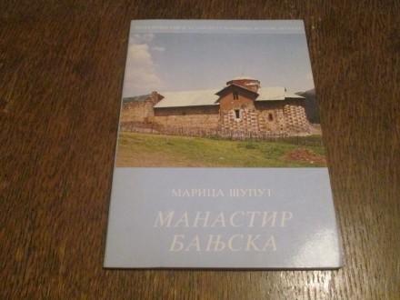 MANASTIR BANJSKA; MARICA ŠUPUT