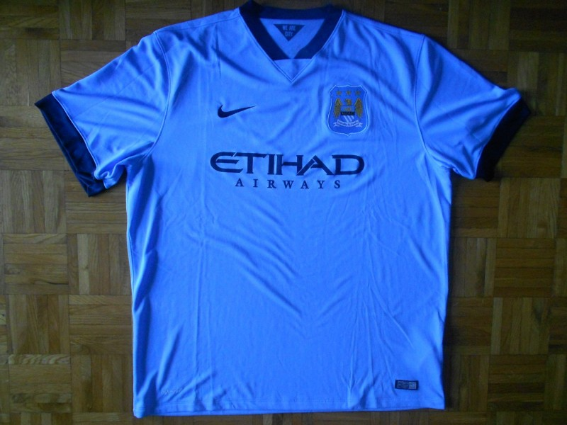MANCHESTER CITY, Nike, XXL, 2014
