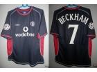 MANCHESTER UNITED 2000-01 Beckham 7 (Champions League)