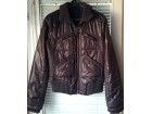 MANGO braon šuškava jakna L