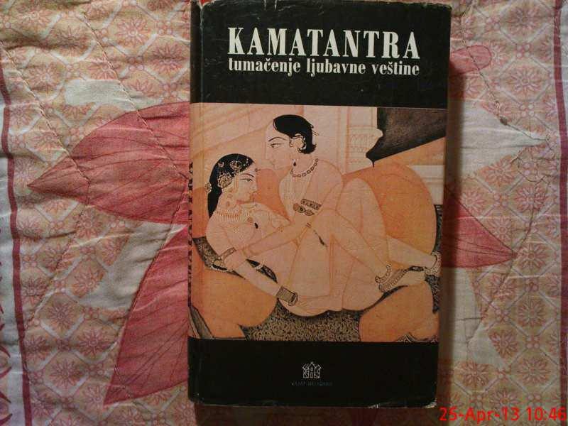 MANI MANDUKAR   --  KAMATANTRA  - tumacenje ljubavne ve
