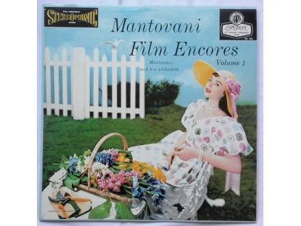 MANTOVANI - FILM ENCORES VOL 1.( USA Press)