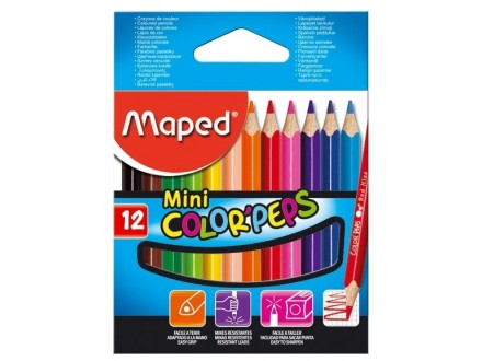 MAPED bojice Color Peps 1/12 832500