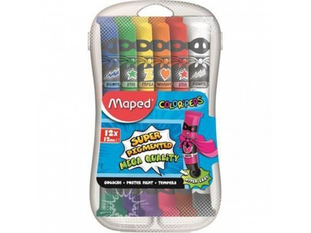 MAPED tempere Color Peps 12 810520