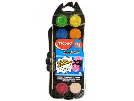 MAPED vodene Color Peps 12 811520
