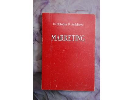 MARKETING - Dr Slobodan Andjelkovic
