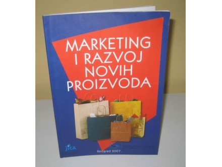 MARKETING I RAZVOJ NOVIH PROIZVODA
