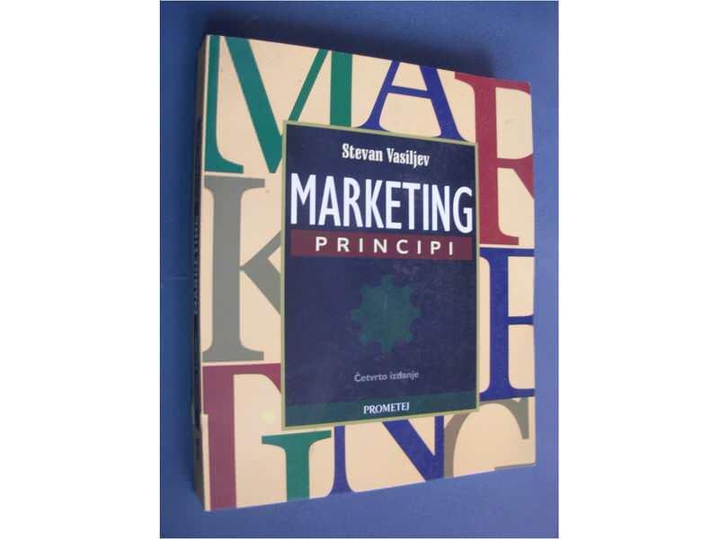 MARKETING PRINCIPI - Stevan Vasiljev