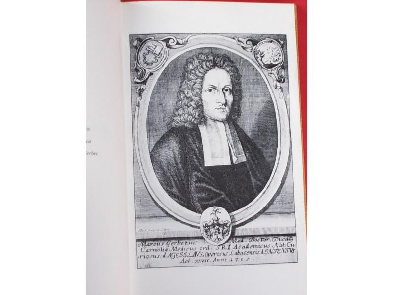 MARKO GERBEC*MARCUS GERBEZIUS 1658-1718