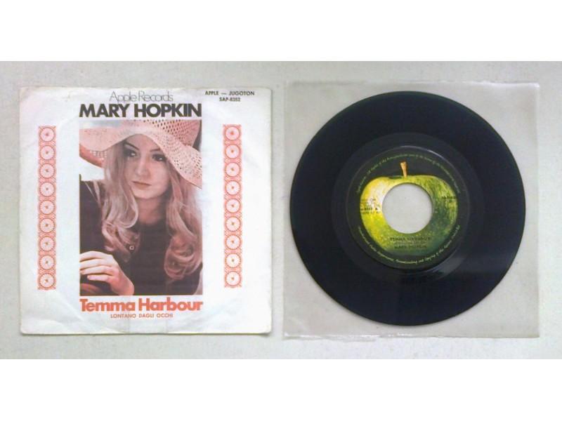 MARY HOPKIN - Temma Harbour (singl) licenca