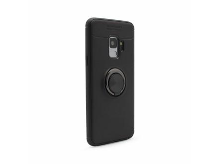 MASKA Becation - Samsung G960 Galaxy S9 crna + crni holder/auto DRZAC