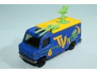 MATCHBOX TV NEWS TRUCK ( AUTOMOBIL )
