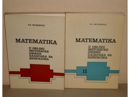 MATEMATIKA I-II