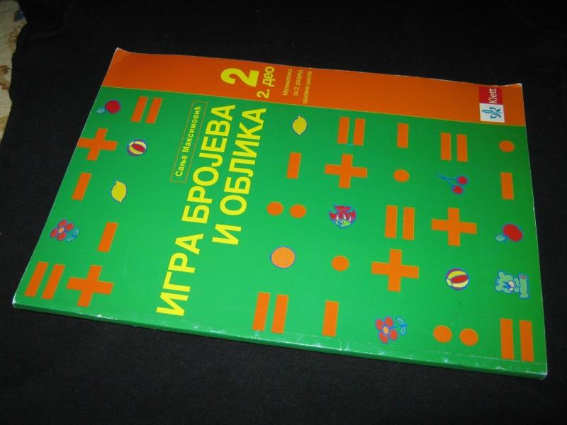 MATEMATIKA ZA 2. RAZRED - Igra brojeva i oblika