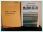 MATEMATIKA - zbirke zadataka za III i IV razred sred.šk