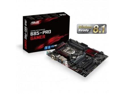 MB LGA1150 B85 ASUS B85-PRO GAMER