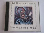 MC 900 Ft Jesus ‎– One Step Ahead Of The Spider (CD),US
