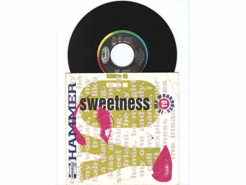 MC Hammer - Yo Sweetness Is My Weakness