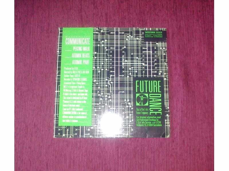 MCL (Micro Chip League) - Communicate