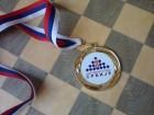 MEDALJA - Prvaka Srbije sa sampionata 2016 (sah)